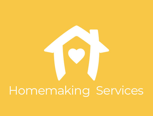 homemaking services icon
