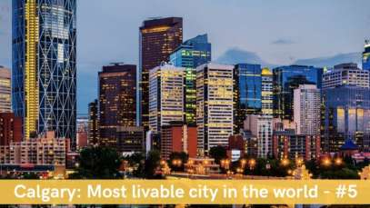 Calgary: why its great to retire to