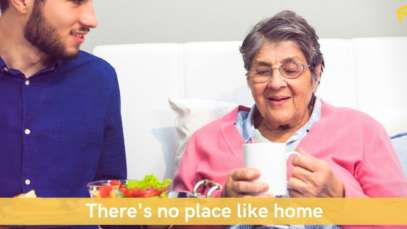 recovery at home for seniors