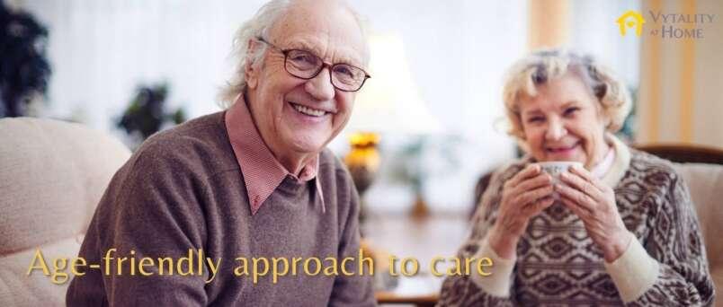 Seniors at Home - HEAL consensus